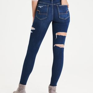2c469d2f35c American Eagle Outfitters Jeans - AE Denim X Seamless High-Wasted Jegging
